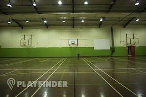 Aylward Academy | Indoor Football Pitch