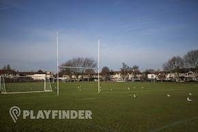 Aylward Academy | Grass Football Pitch