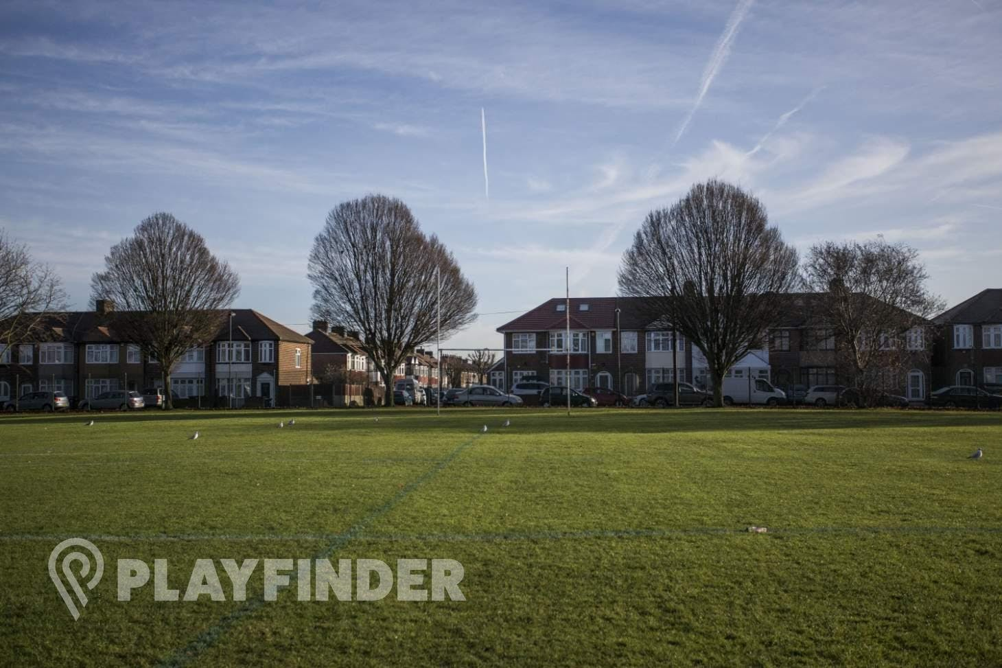 Aylward Academy Union | Grass rugby pitch