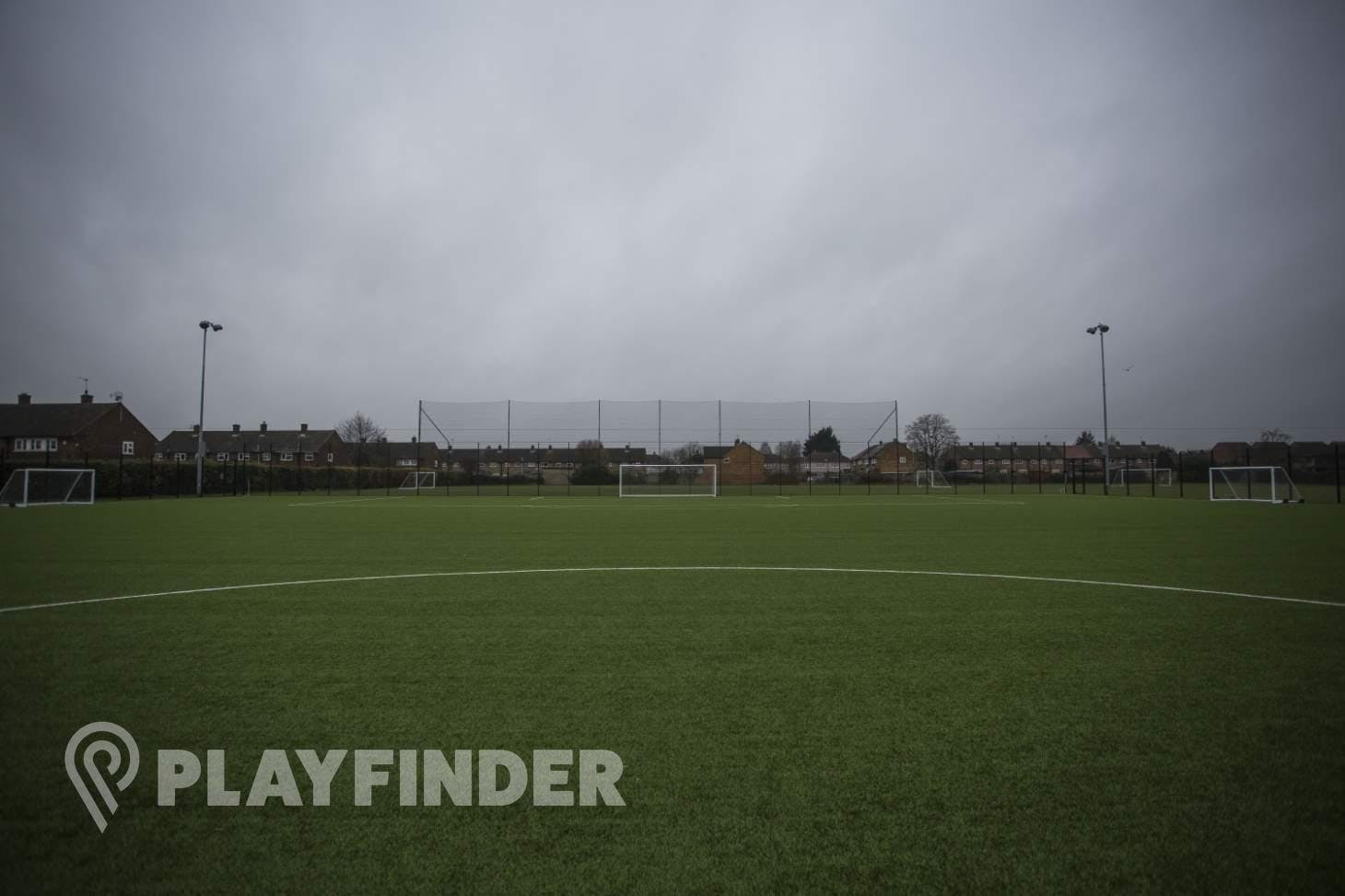 Langley Academy 11 a side | 3G Astroturf football pitch