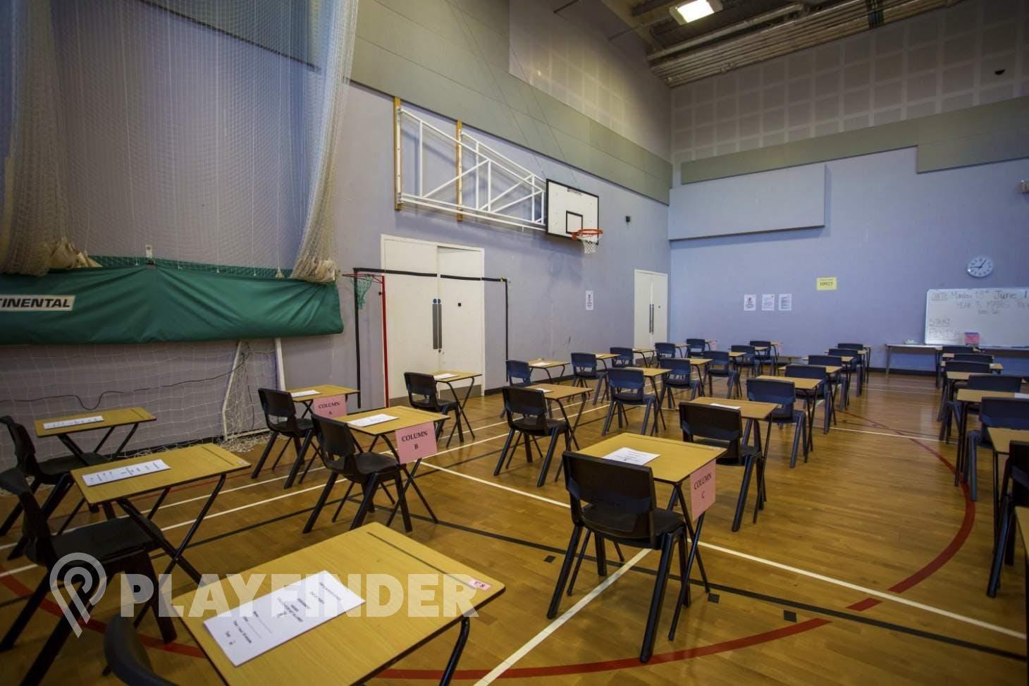 Elmgreen School 5 a side | Indoor football pitch