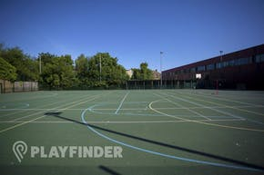Elmgreen School | Hard (macadam) Netball Court