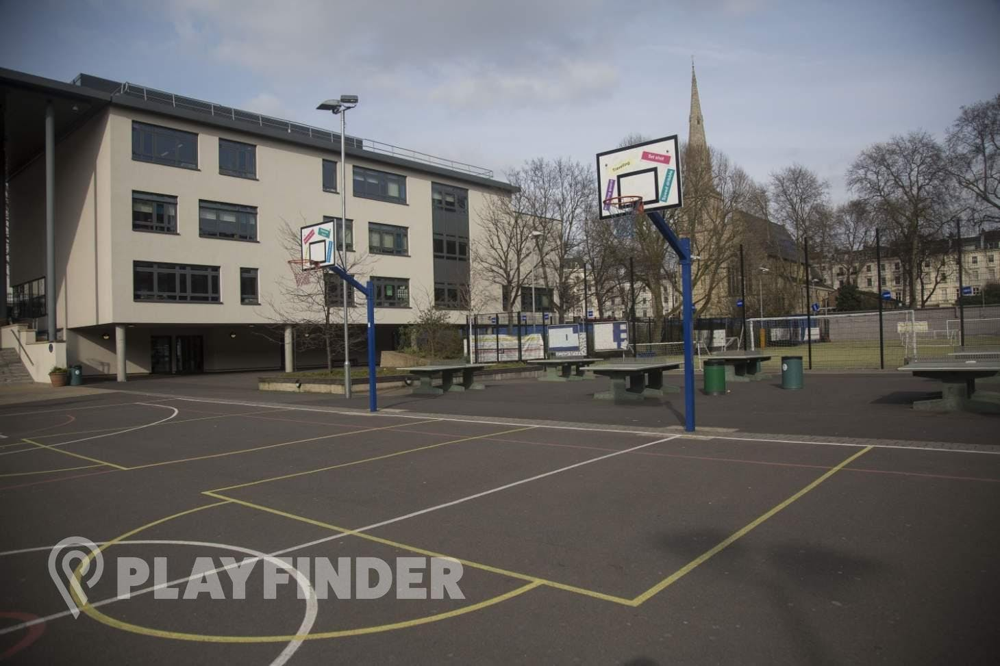 Pimlico Academy School Outdoor | Hard (macadam) basketball court