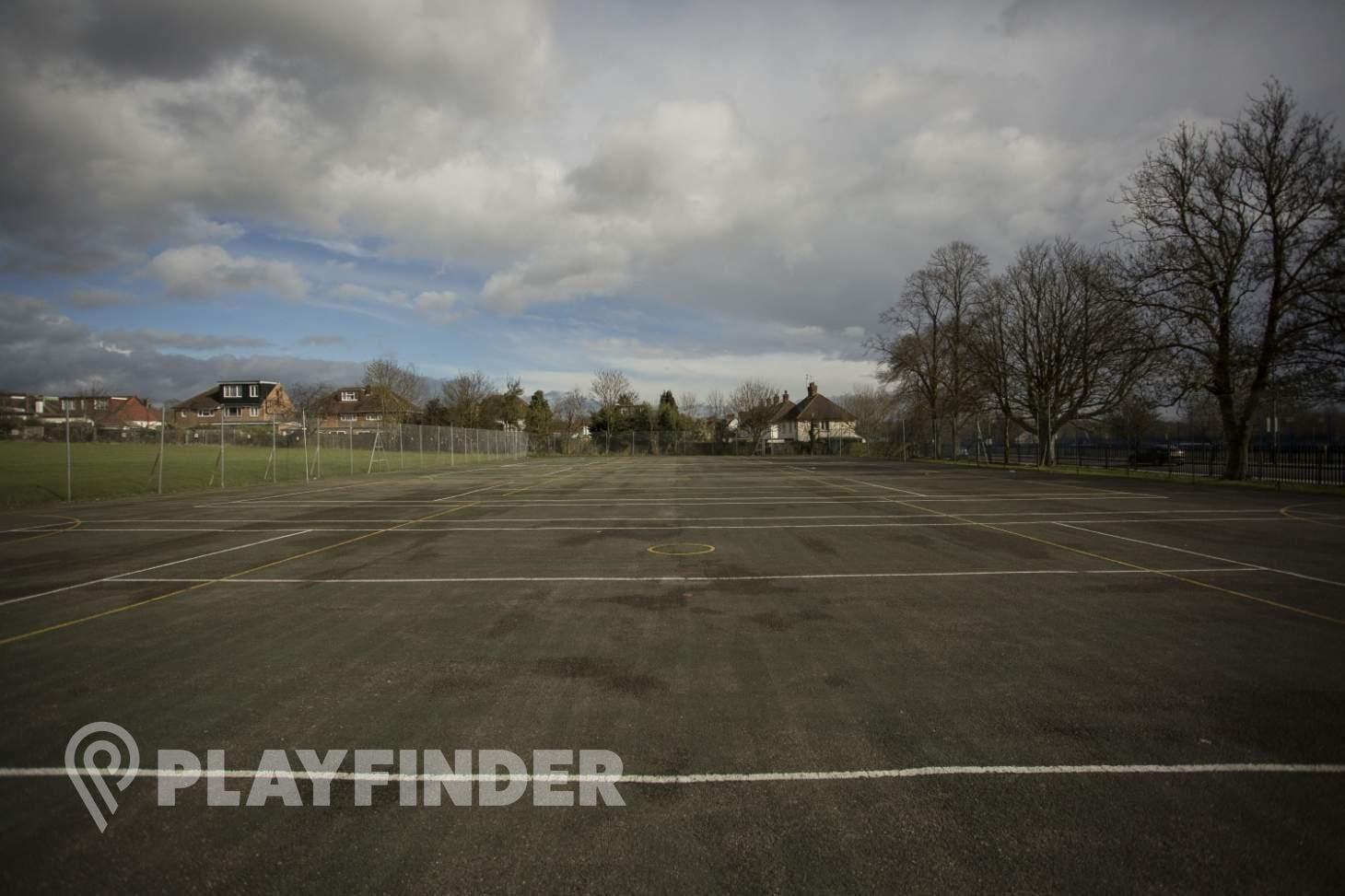 Copthall School Outdoor | Hard (macadam) netball court