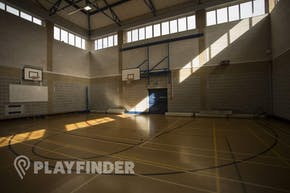 Copthall School | Hard Badminton Court