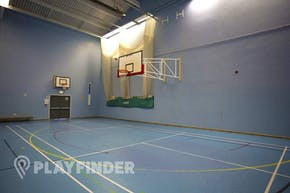 Harris Academy Greenwich | Indoor Netball Court