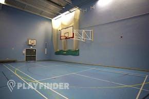 Harris Academy Greenwich | Indoor Netball Court