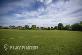Harris Academy Greenwich | Grass Football Pitch