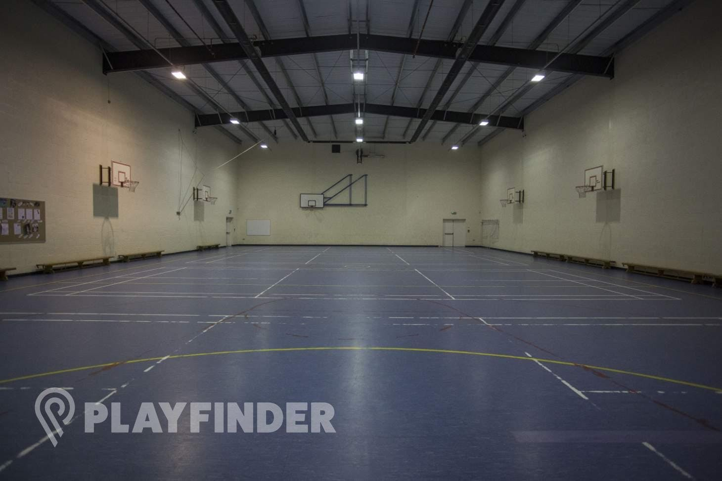 Trinity School, Belvedere Indoor | Hard badminton court