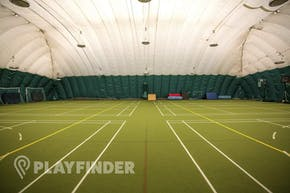 The Dome | Hard Badminton Court