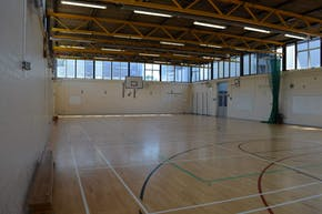 Harris Academy Bermondsey | Indoor Basketball Court