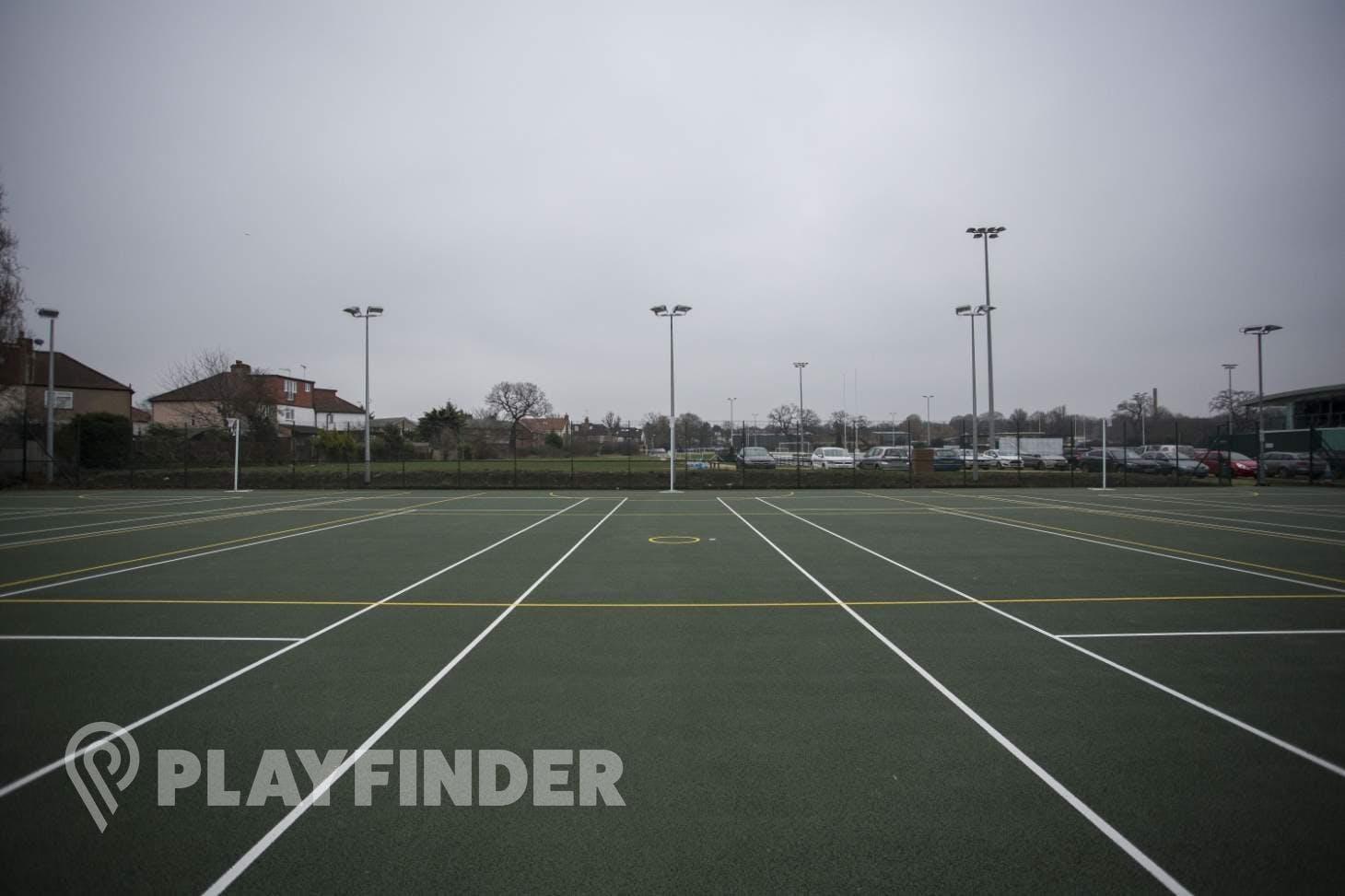 Trailfinders Sports Club Outdoor | Hard (macadam) netball court
