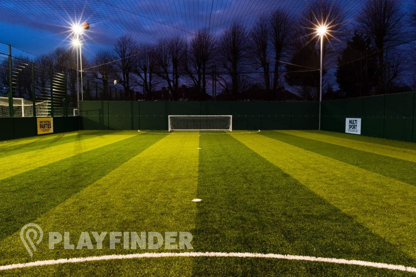 Powerleague Enfield 7 a side | 3G Astroturf football pitch