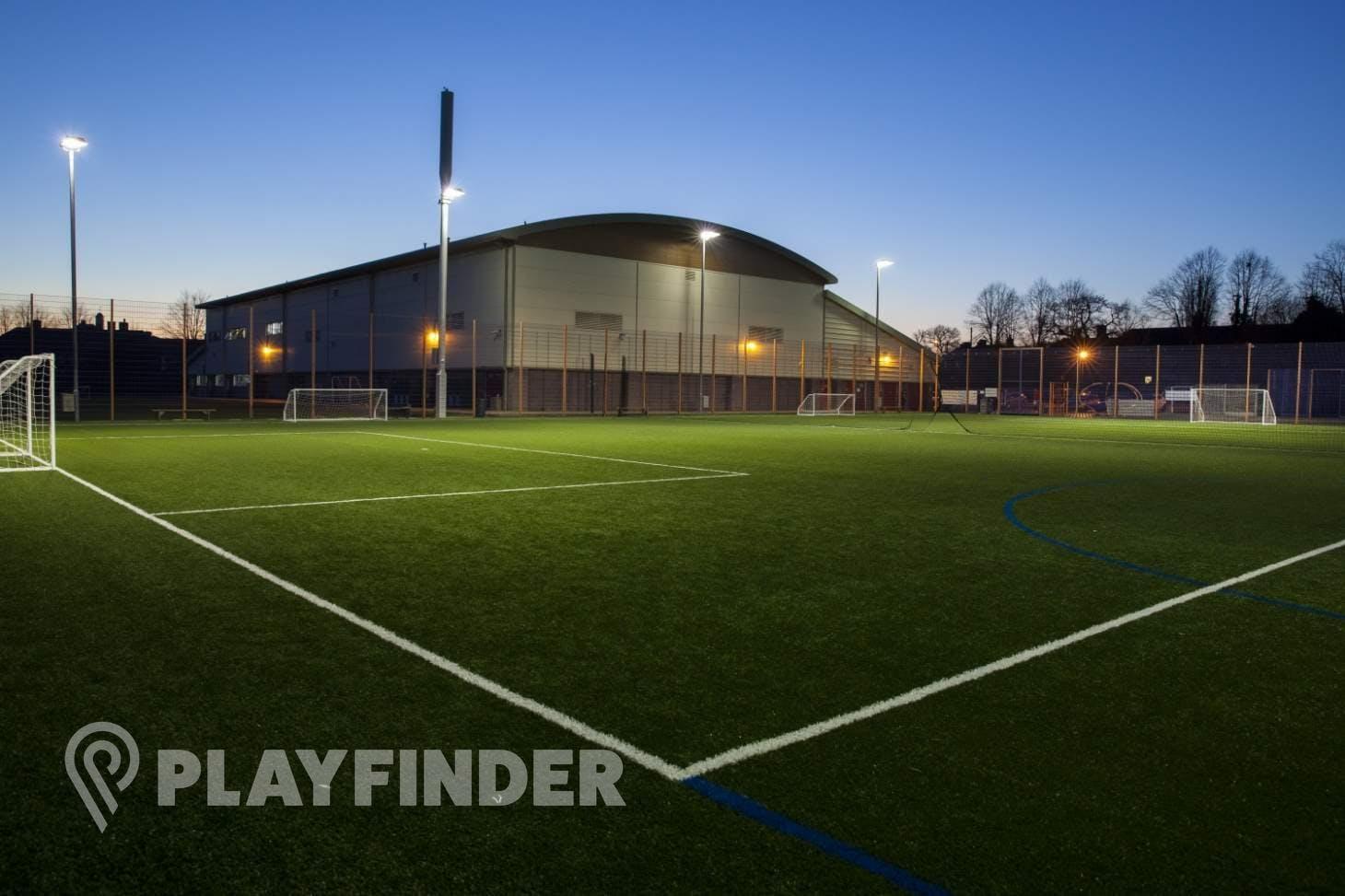 Burnt Oak Leisure Centre 7 a side | 3G Astroturf football pitch