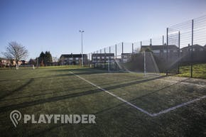 Chalk Hills Academy | 3G astroturf Football Pitch