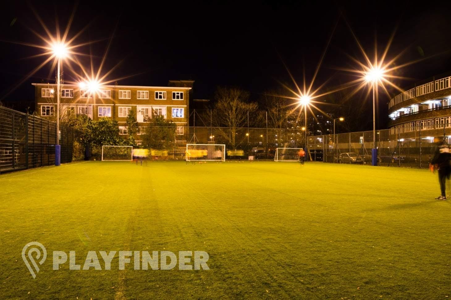 Clapham Sports Leagues 7 a side | 3G Astroturf football pitch