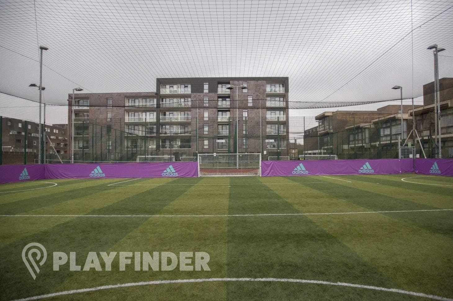 Powerleague Vauxhall 7 a side | 3G Astroturf football pitch