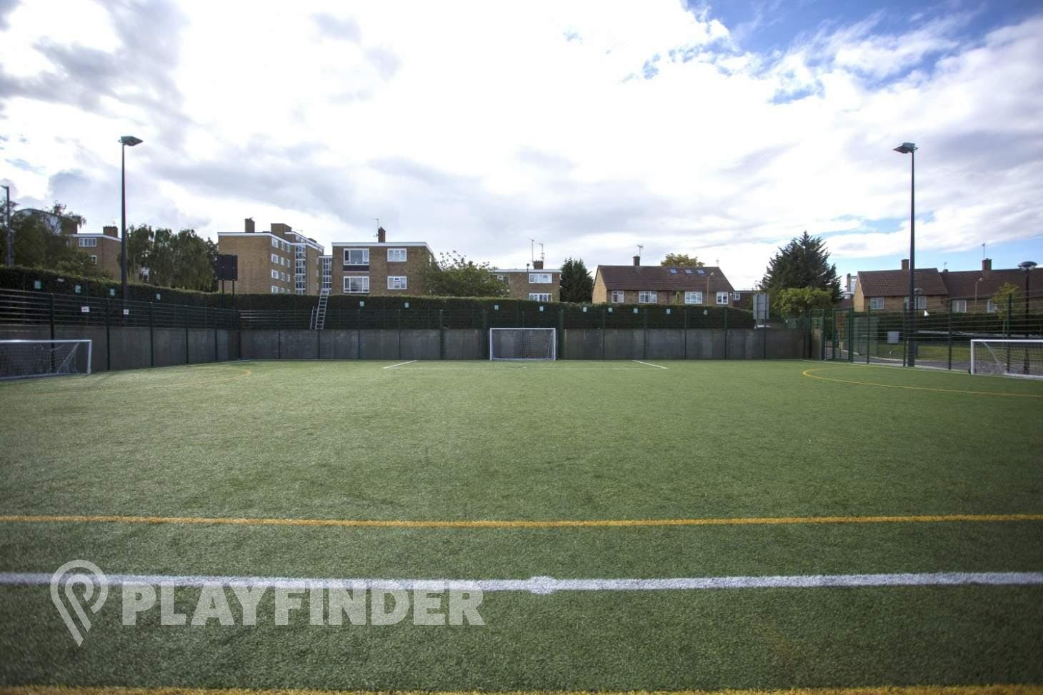 Ark Putney Academy 7 a side | 3G Astroturf football pitch