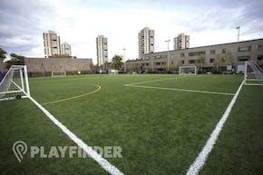 Ark All Saints Academy | 3G astroturf Football Pitch