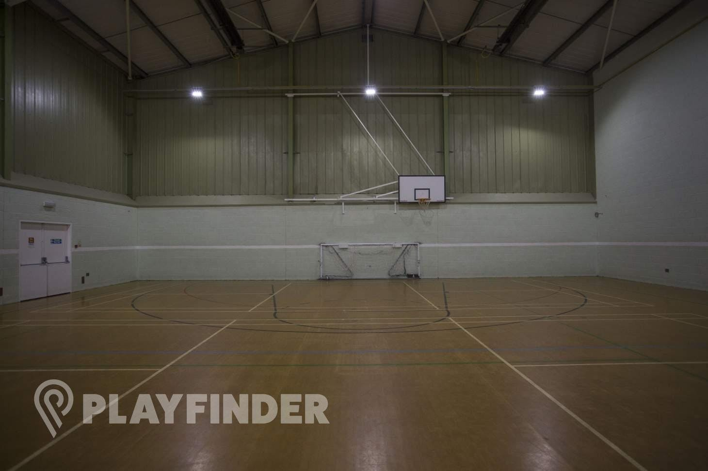 Redbourn Leisure Centre Indoor basketball court