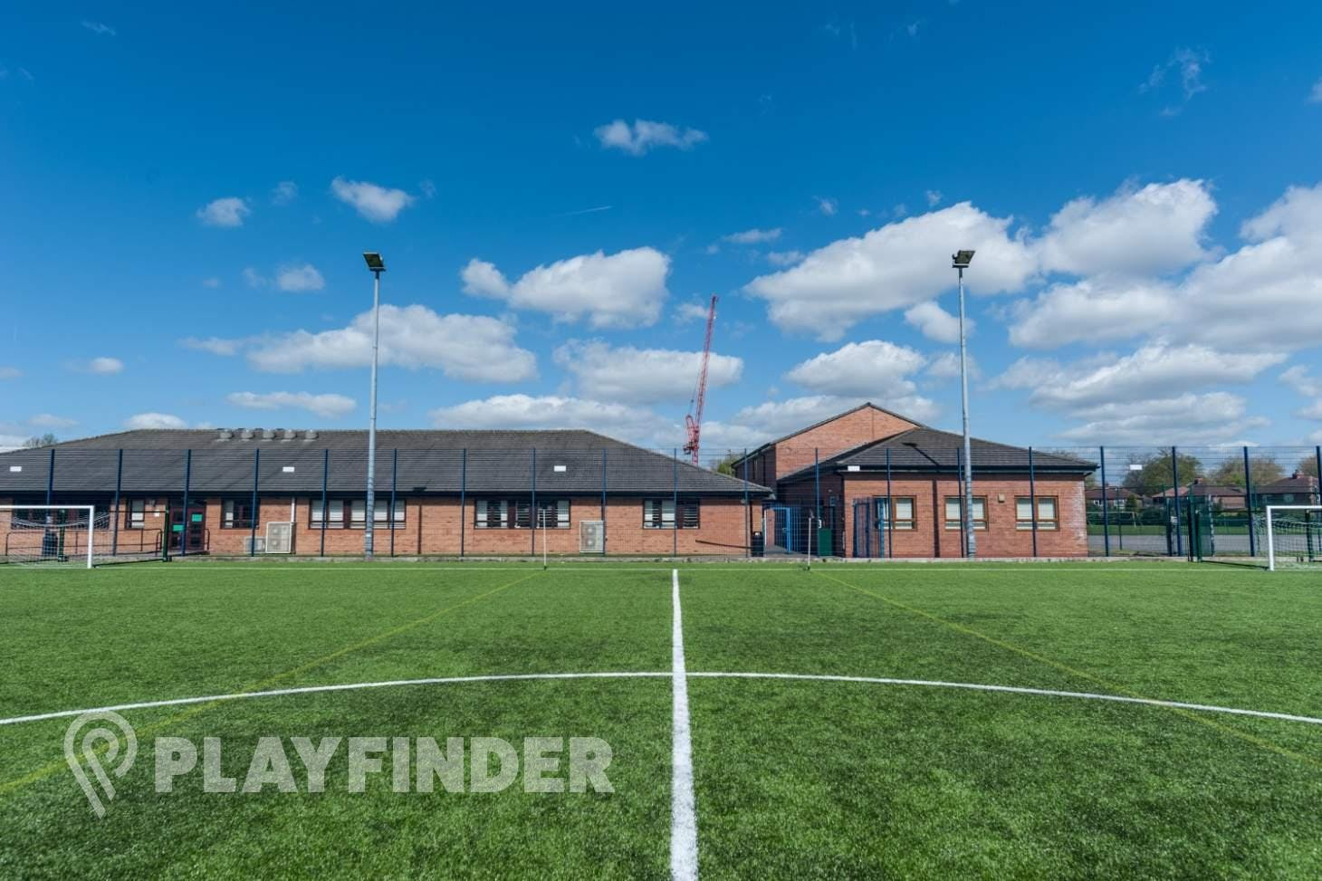 Flixton Girls School 11 a side | 3G Astroturf football pitch