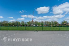 Flixton Girls School | Concrete Netball Court