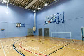 Oasis Academy MediaCityUK | Indoor Football Pitch
