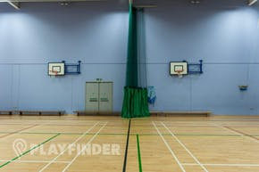 Oasis Academy MediaCityUK | Indoor Basketball Court