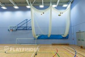 Oasis Academy MediaCityUK | Sports hall Cricket Facilities