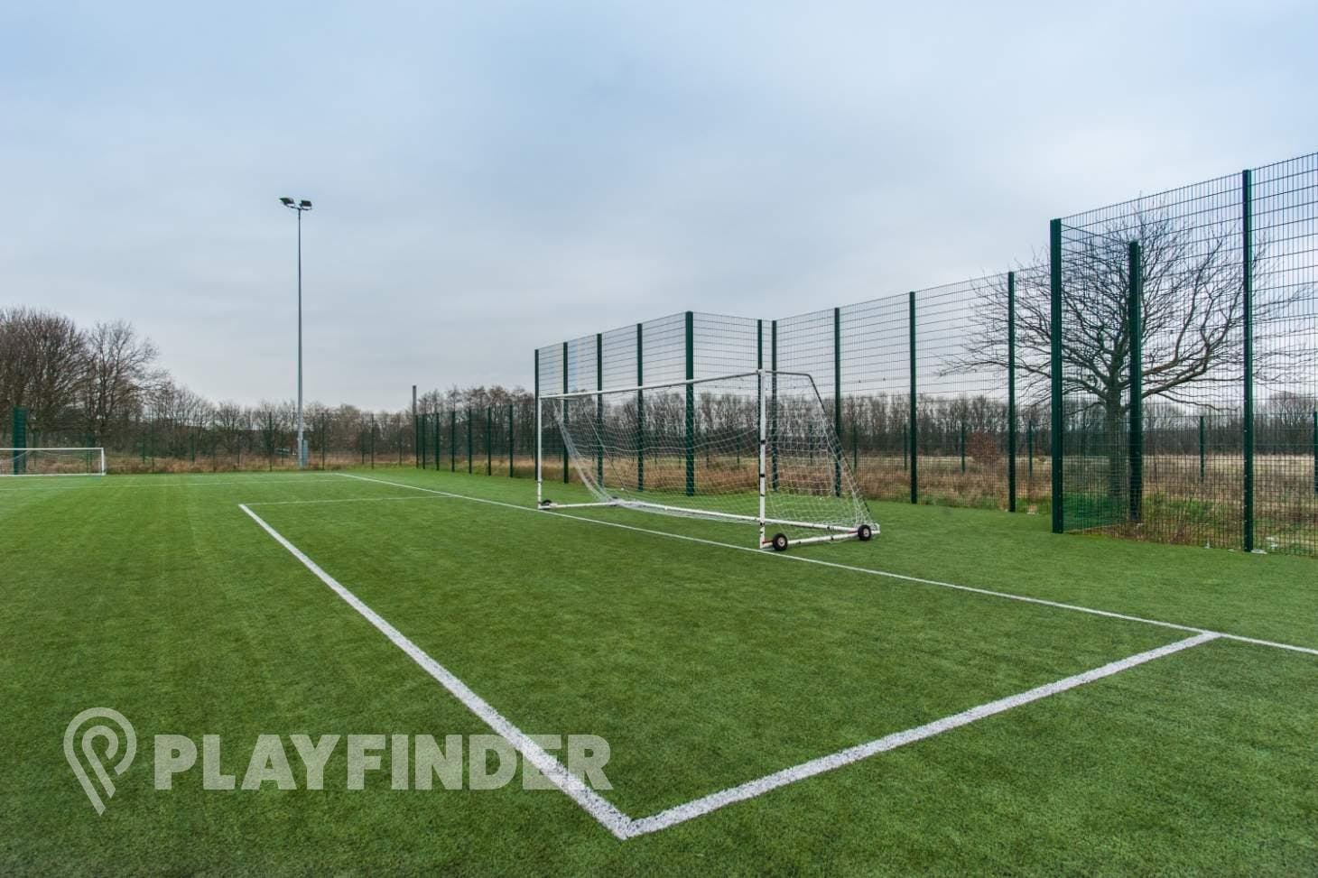 Abraham Moss Community School 11 a side | 3G Astroturf football pitch