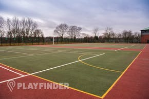 Abraham Moss Community School | Hard (macadam) Tennis Court