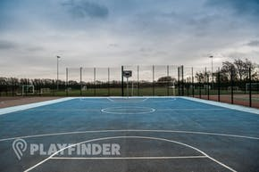 Abraham Moss Community School | Hard (macadam) Basketball Court