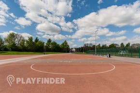 Chorlton High School | Hard (macadam) Netball Court