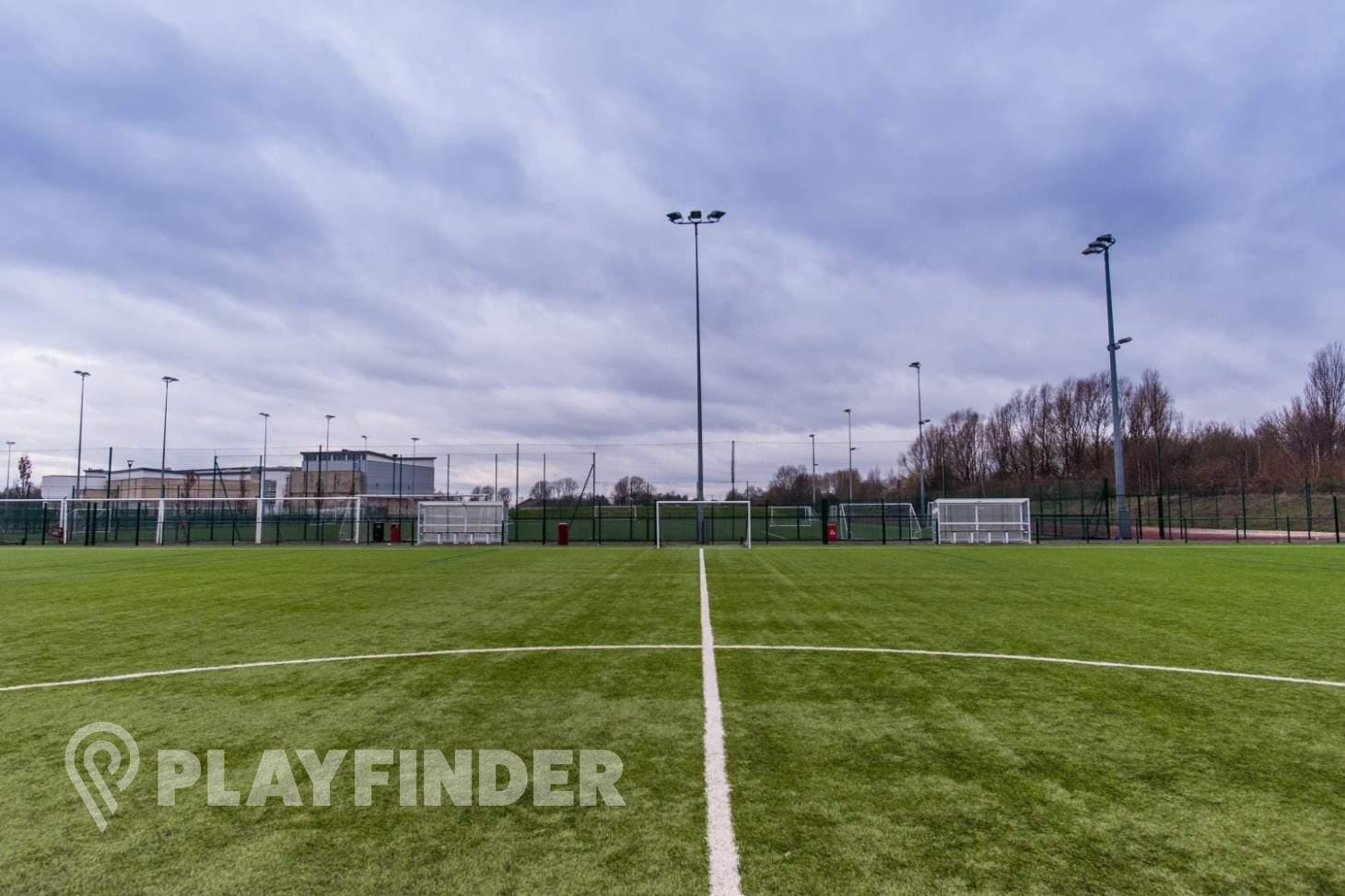 Wright Robinson Leisure 5 a side   3G Astroturf football pitch