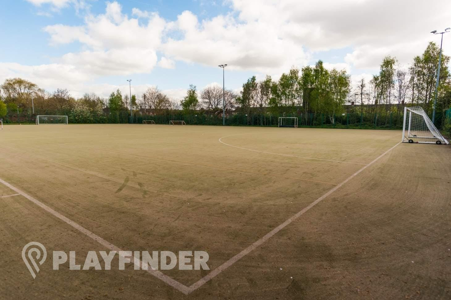 The Albion Academy 5 a side | Astroturf football pitch