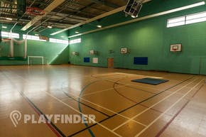 The Albion Academy | Indoor Basketball Court