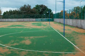 The Albion Academy | Sand-based astroturf Netball Court