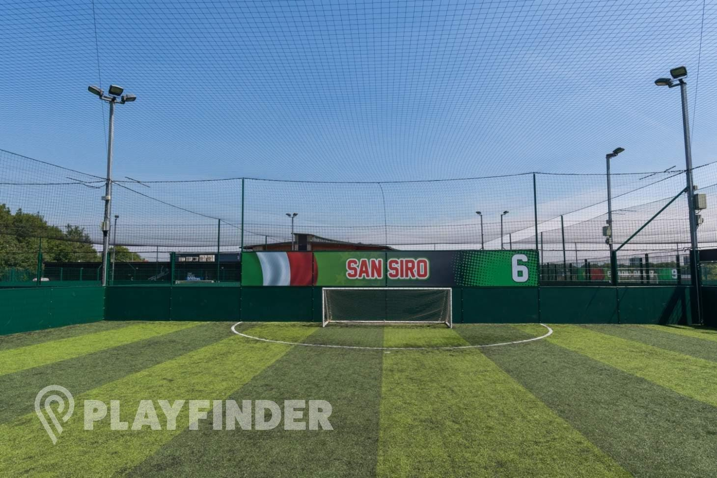 Goals Manchester 5 a side | 3G Astroturf football pitch
