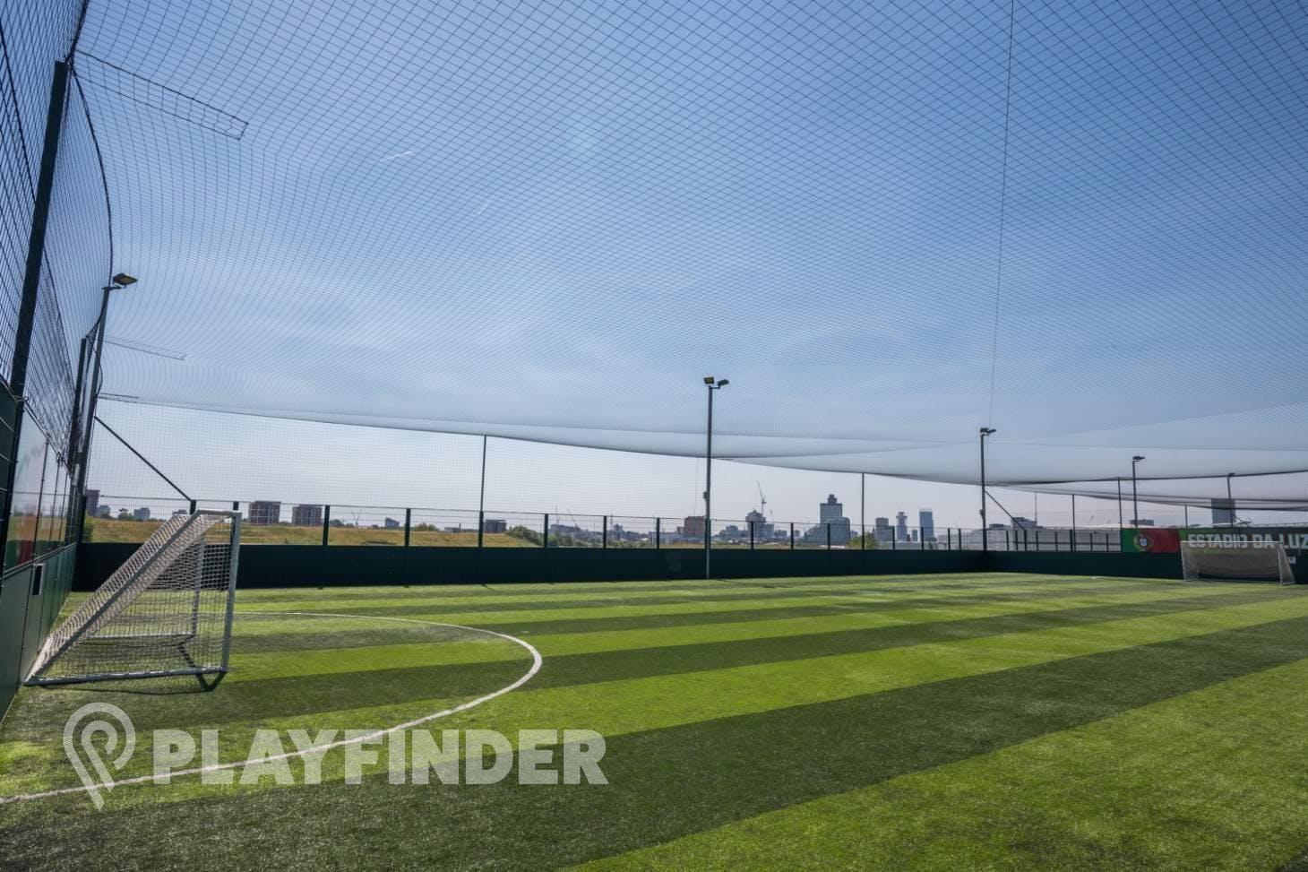 Goals Manchester 7 a side   3G Astroturf football pitch