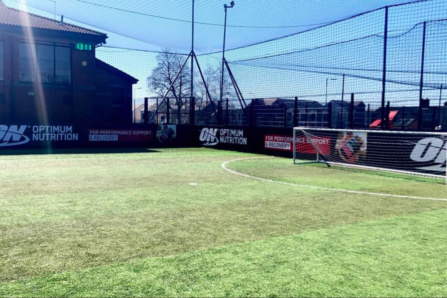 Powerleague Liverpool 5 a side | 3G Astroturf football pitch