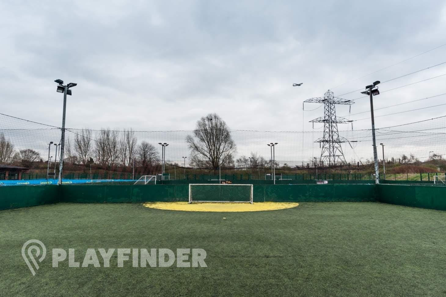 Powerleague Stockport 5 a side | 3G Astroturf football pitch