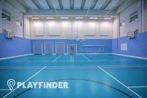 Mossbourne Victoria Park Academy | Hard Badminton Court