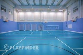 Mossbourne Victoria Park Academy | Indoor Netball Court