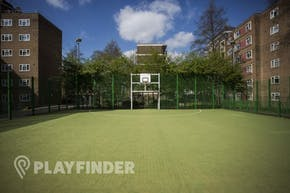 Blue Hut Youth Centre | Astroturf Football Pitch