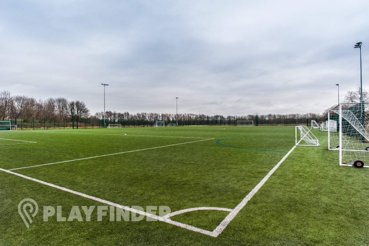 Abraham Moss Community School 7 a side | 3G Astroturf football pitch