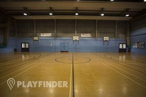 Harris Academy Orpington | Hard Badminton Court