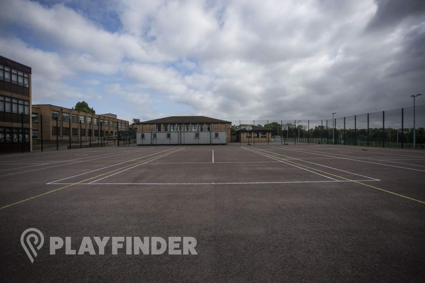Harris Academy Orpington Outdoor   Hard (macadam) netball court
