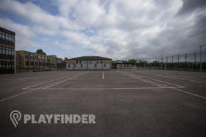 Harris Academy Orpington   Hard (macadam) Netball Court