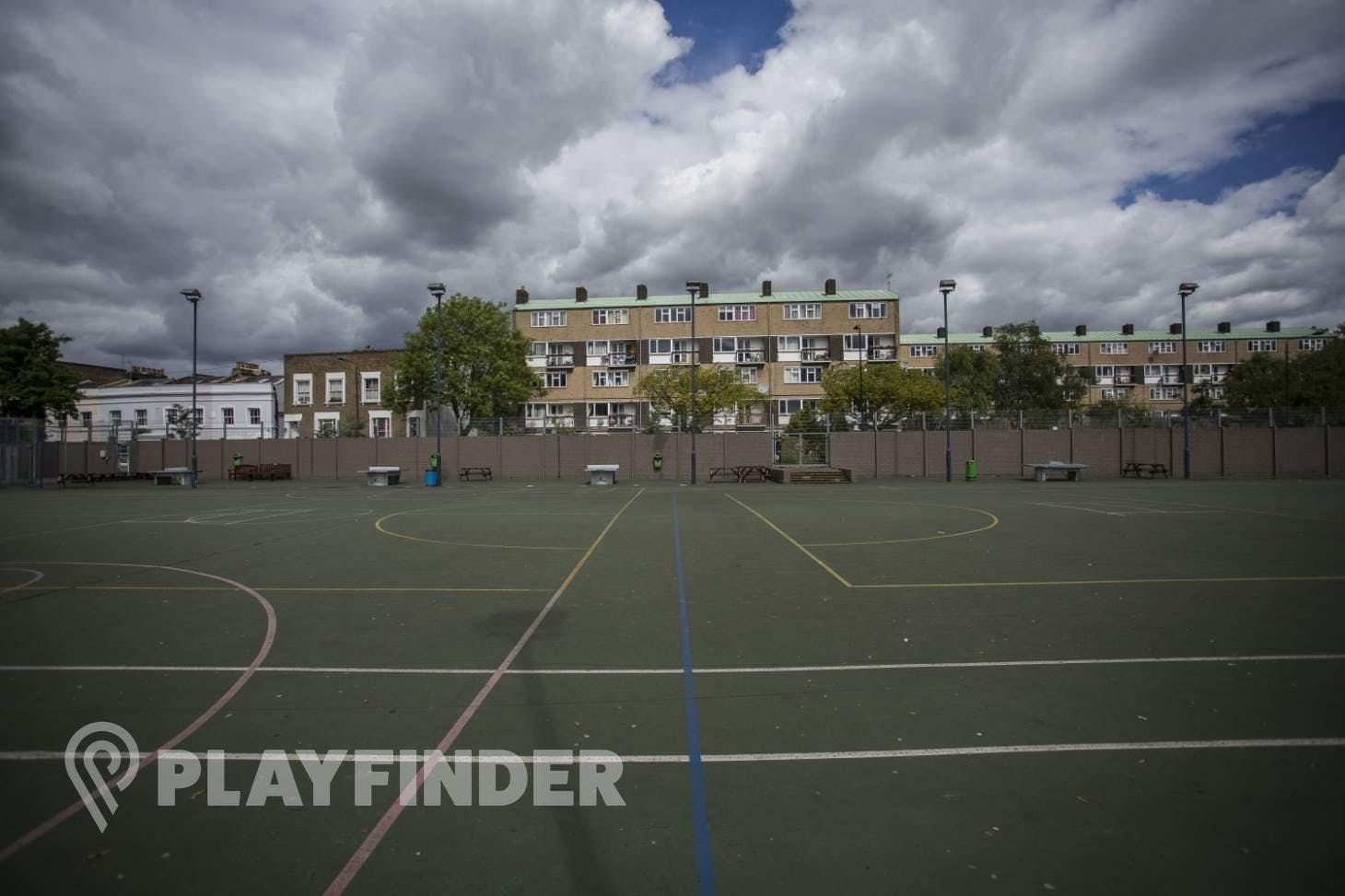 Acland Burghley School Outdoor | Hard (macadam) basketball court
