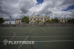 Acland Burghley School | Hard (macadam) Basketball Court